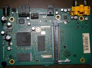 IR1 Mainboard