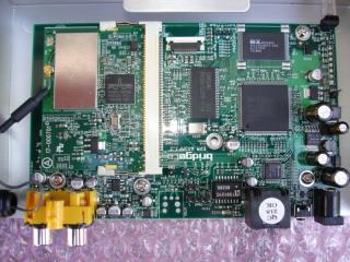 SMC WAA-G mainboard